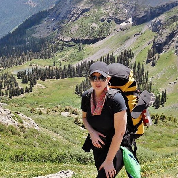Just Show Up!  Ginny Bogaert talks about the art of accidental adventures.