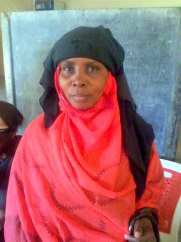 Our Fourth Kiva Diva - Arafa in Kenya - July 2014