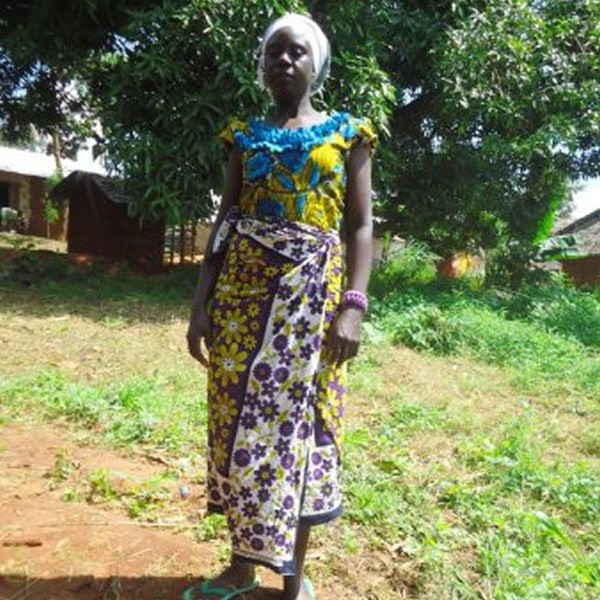 Our Sixth Kiva Diva:  Francisca in Kenya (September 2014)