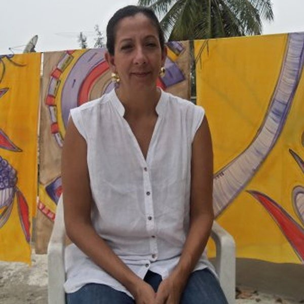 Our Seventh Kiva Diva:  Sandra in Haiti (October 2014)