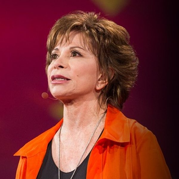 Isabel Allende, on aging, living with passion, and the wisdom of having fun while doing good.