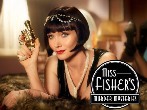 Miss Fisher's Murder Mysteries  -- an Adventure Diva gender-fuelled diva debate!