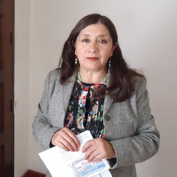 Our Sixteenth Kiva Entrepreneur - Maria in Bolivia - July 2015
