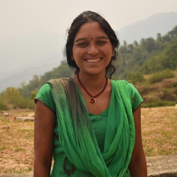 Our Eighteenth Kiva Entrepreneur - The Mothers of Chandika, Nepal - September 2015