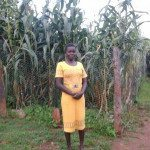 Our Twentieth Kiva Entrepreneur - Siliviah in Kitale, Kenya - October 201