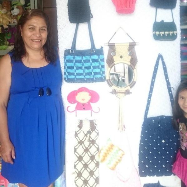 Our Twenty-Second Kiva Entrepreneur - Edith Beatriz in Bolivia - January 2016