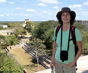 Marie-France Roy.  Since 2013, Marie has been using her blog, Big Travel Nut, to give the 40+ solo traveller the means and inspiration to travel safely on their own, stray off the beaten path, and have unusual adventures, all without breaking the bank!
