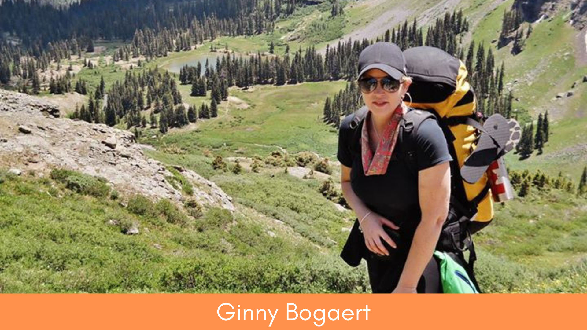 Ginny Bogaert is one of the single most inspiring, purposeful and alive people I have ever met in my life. She turns some of the biggest problems inside out so that they are amazing adventures, and takes the normal stuff of life and turns it on it's head. There are so many stories I could share about Ginny: but let me start here, with an accidental adventure in the Colorado Back Country last July. From Ginny's digital diary ...