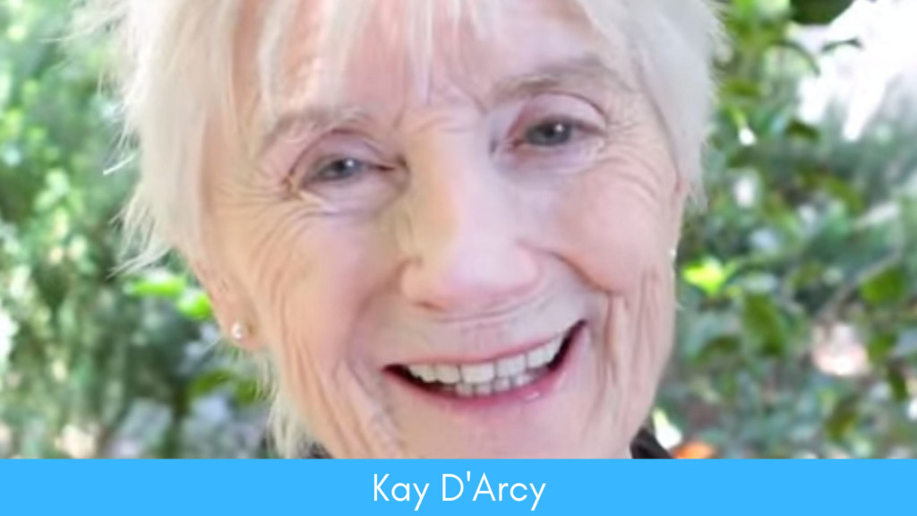 "What are you afraid of? Not much after watching 82-year-old nurse-turned-action-hero, Kay D'Arcy! Ten years ago if you had asked me what I was afraid of, I would have told you: heights, a world chocolate shortage, and snakes. Today? Getting old, getting sick, being alone, being irrelevant, peeing my pants and dying. Ageing has a funny way of shifting the lens. (And yes, dignity is often one of the first things to go). When we understand what we are afraid of, we also understand what we need, and that is the key to asset building. There are all kinds of clichés I could apply to this (things like ""what we fear we give power"", and it would be true), but instead of waxing poetic, I've decided I'm going to take that litany of self-conjured horrors and turn it on its head. I'm going to turn it into the best damned fuel for a bucket list. Ever."