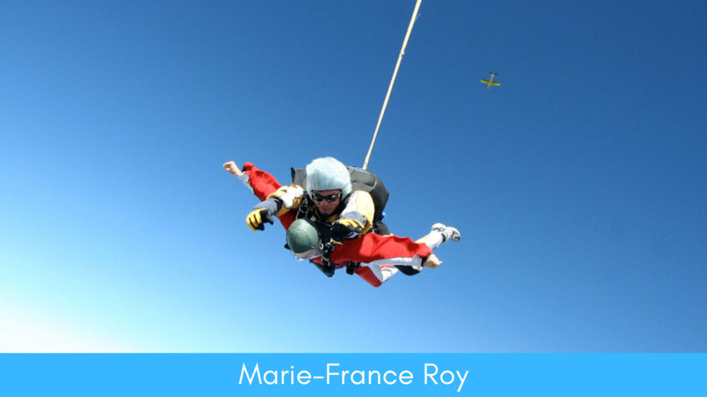 Are you too old for adventure travel? That's the question posed by Marie-France Roy, a self-professed middle-years Adventure Diva who has visited 65 countries while travelling solo since 1992.